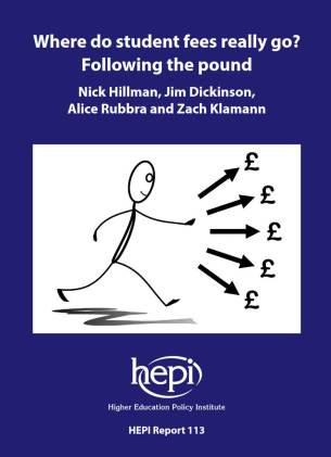 HEPI Student Fees